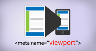Adding viewport meta tag to make your website ready for mobile
